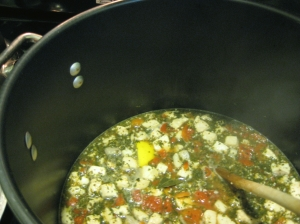 How to make gumbo like a  New Orleans native (photo by Patsy R. Brumfield/The Southfacin' Cook)