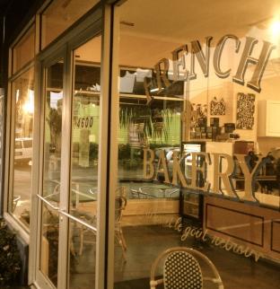 La Boulangerie is a lovely French bakery in Uptown New Orleans. (photo by Elizabeth Kilian/New in NOLA)