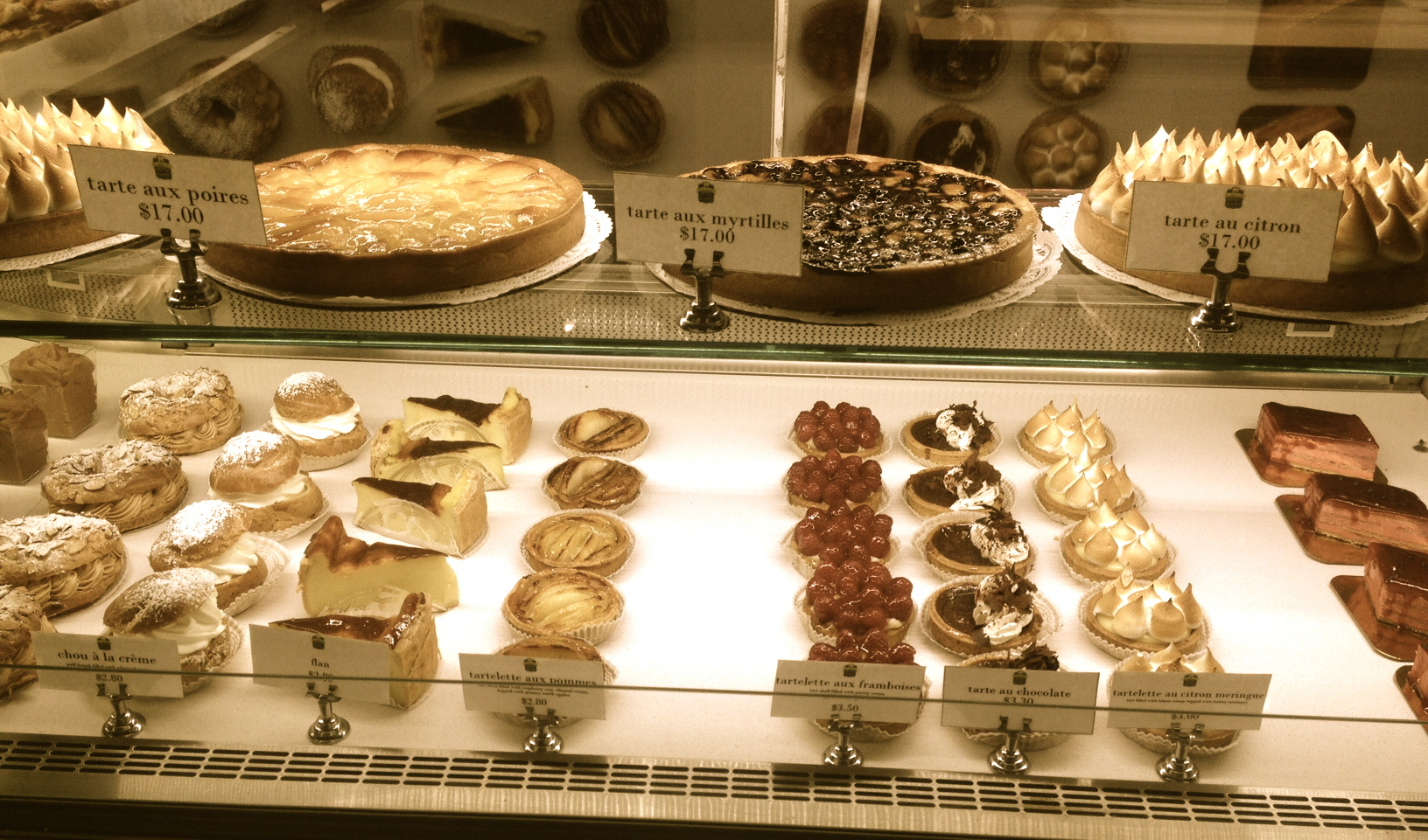 Good New Orleans bakery: La Boulangerie New in NOLA