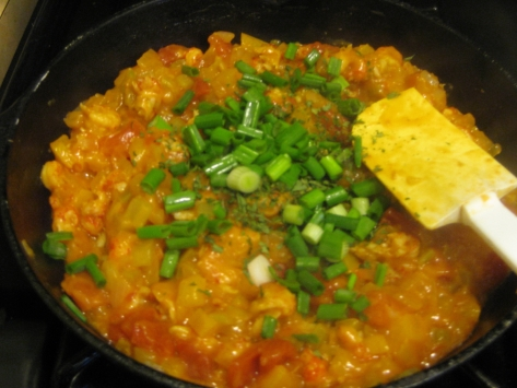 how to make crawfish pie like a native (photo by Patsy R. Brumfield/Southfacin' Cook)