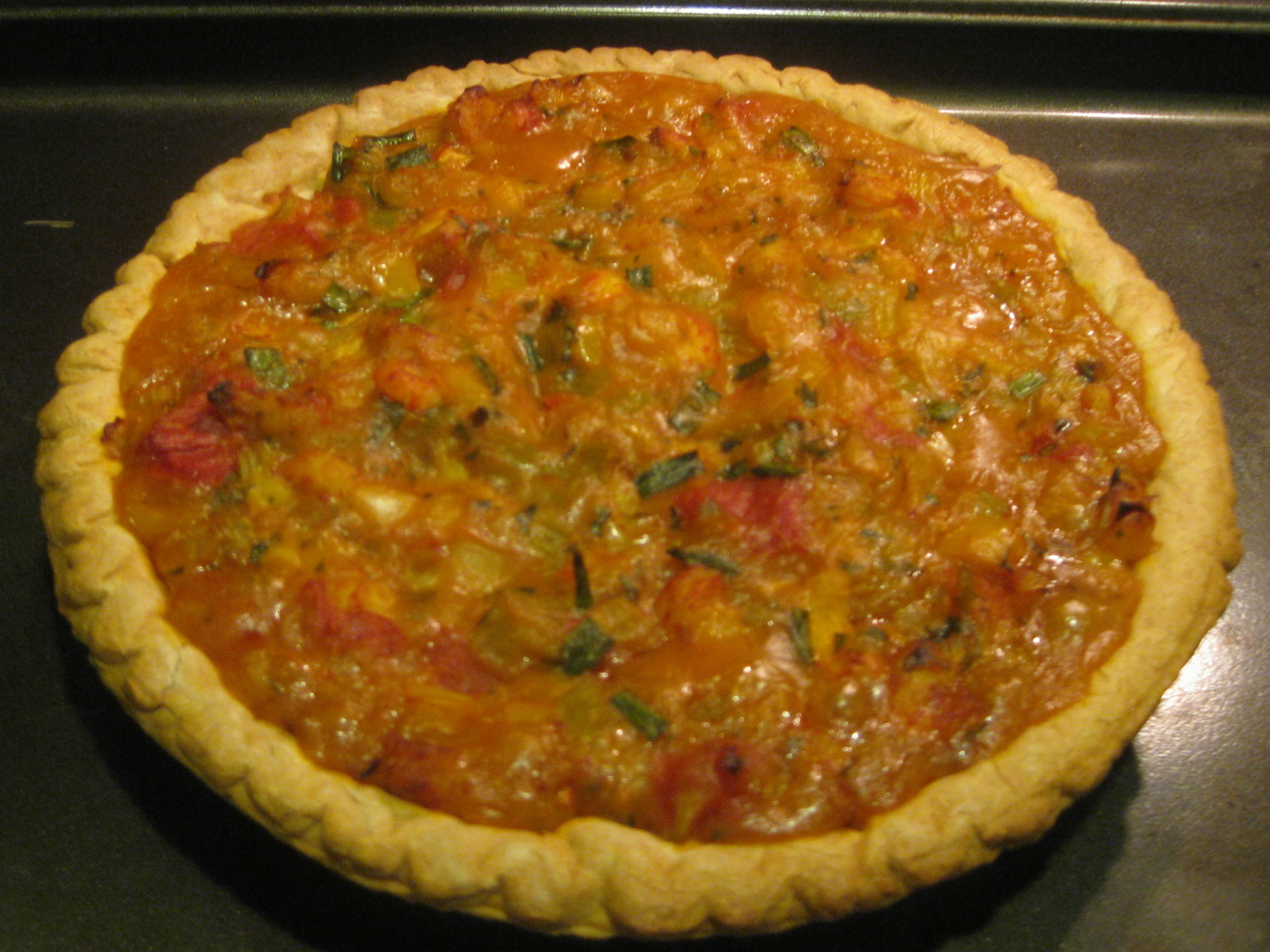 How To Make Crawfish Pie Like A Native (photo By Patsy R Brumfield