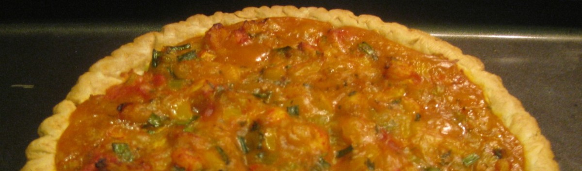 How to cook crawfish pie like a New Orleans native