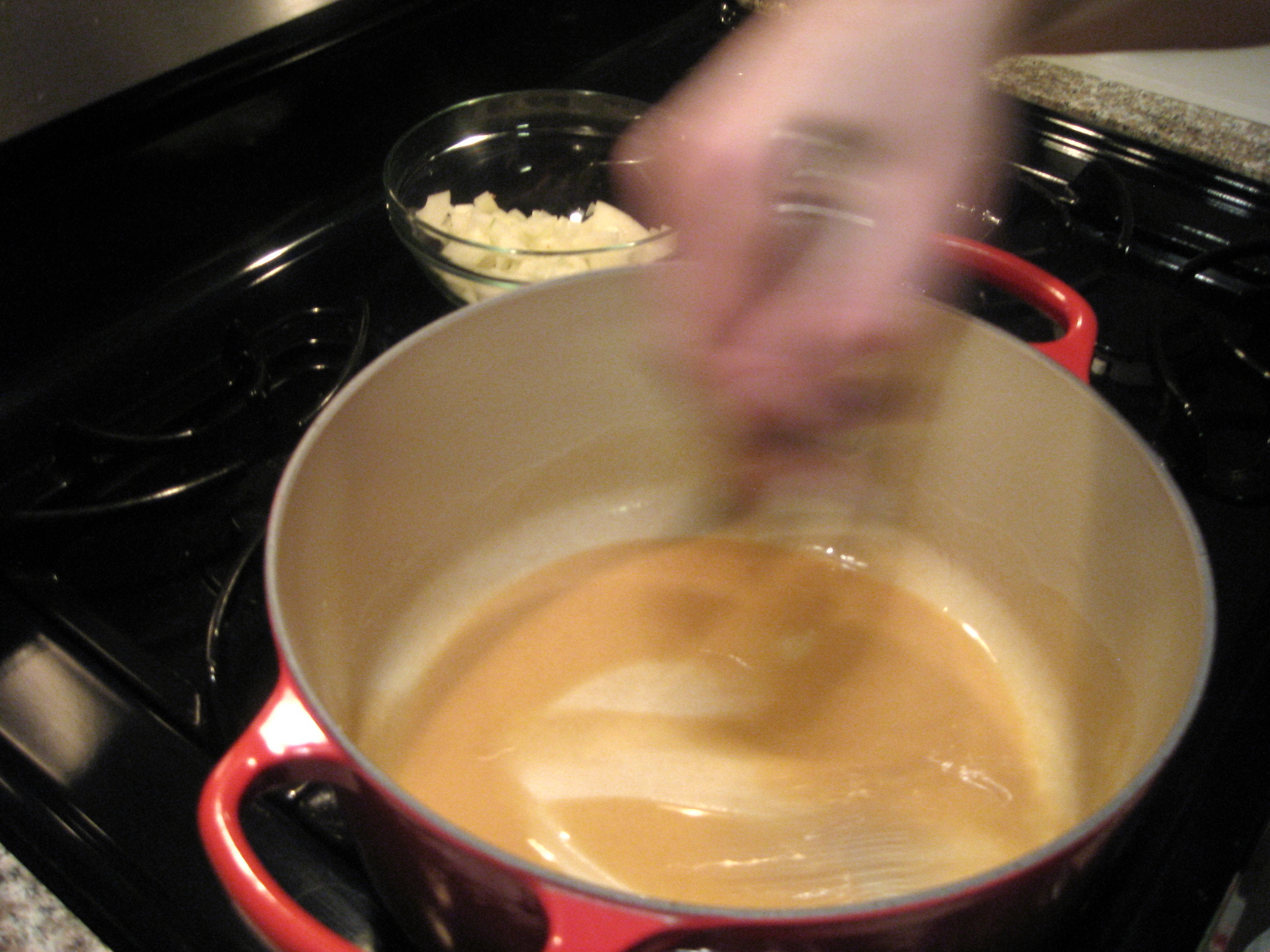 Southfacin' Cook