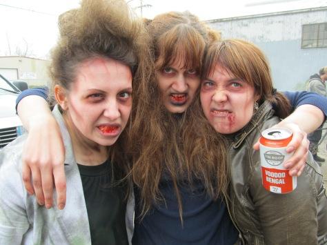 Zombie Harlem Shake (image via Laura VanDruff/NewinNOLA.com)