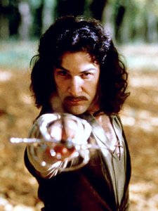 "Inigo Montoya from ""The Princess Bride"" (photo via ComicVine.com)"