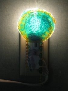 nightlight via SassyCrafter on Etsy