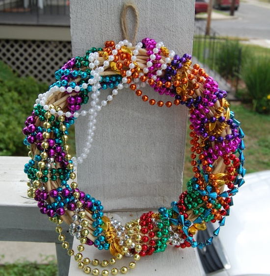 24 Things To Do With Mardi Gras Beads New In Nola