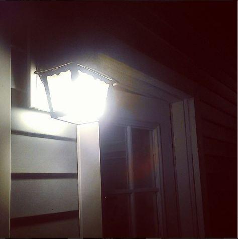 #NewinNOLA tip: Turn off your porch lights to avoid termite swarms at your door. (photo via @NewinNOLA on Instagram)
