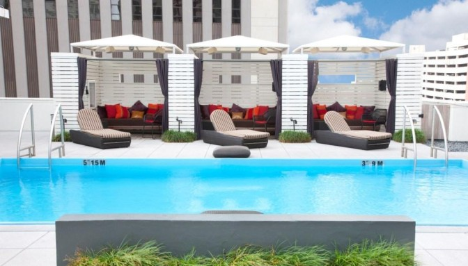 Free Rooftop Pool Party In New Orleans New In Nola