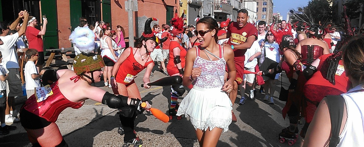 Running with the Bulls in New Orleans: Advice for first timers