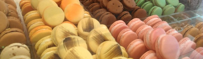 macarons at Sucre (photo by Carlie Kollath Wells/New in NOLA)