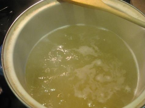 How to make mac and cheese (photo via Patsy R. Brumfield/The Southfacin' Cook)