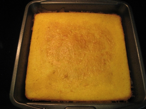 how to make Southern spoon bread like a New Orleans native (photo by Patsy R. Brumfield/Southfacin' Cook)