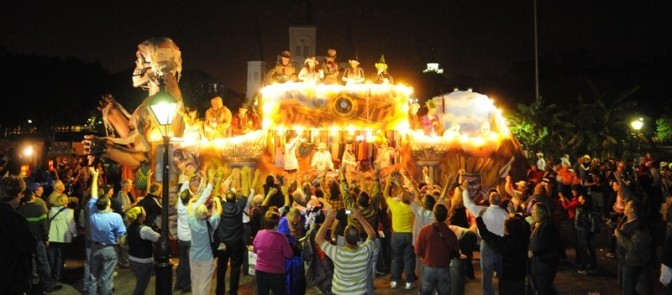New Orleans Halloween option – Krewe of Boo parade | New in NOLA