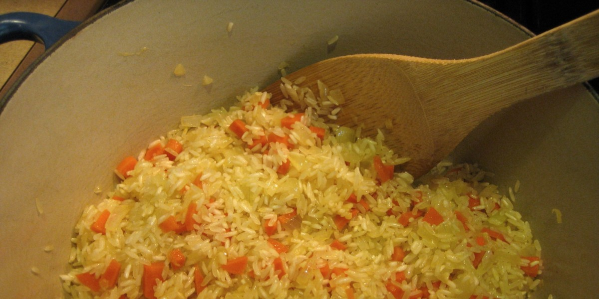 Food Network Rice