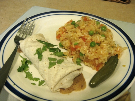 how to make Mexican red rice (photo by Patsy R. Brumfield/Southfacin' Cook)