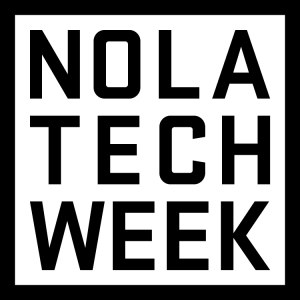 NOLATechWeek - Press Icon