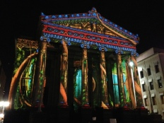 LUNA fete at Gallier Hall in New Orleans, Dec. 3, 2014 (Carlie Kollath Wells, New in NOLA)