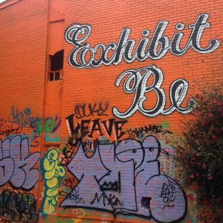 Exhibit Be in Algiers (photo by Carlie Kollath Wells, New in NOLA)