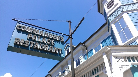 Commander's Palace (photo by Carlie Kollath Wells, New in NOLA)